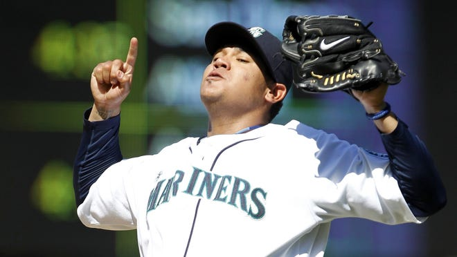 Felix Hernandez will receive $25 million per season.