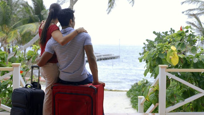 A study finds that of those couples who travel together, 84% made it past the five-year mark in their relationship.