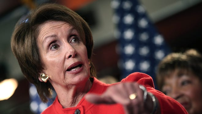 House Minority Leader Rep. Nancy Pelosi, D-Calif., and other Democrats are inviting victims of gun violence to the State of the Union Address.