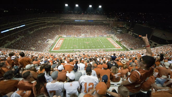 The University of Texas athletics department, college sports' fiscal juggernaut, has recorded another staggering year: $163.3 million in revenue and $138.3 million in operating expenses for 2011-12, according to its latest annual financial report to the NCAA.