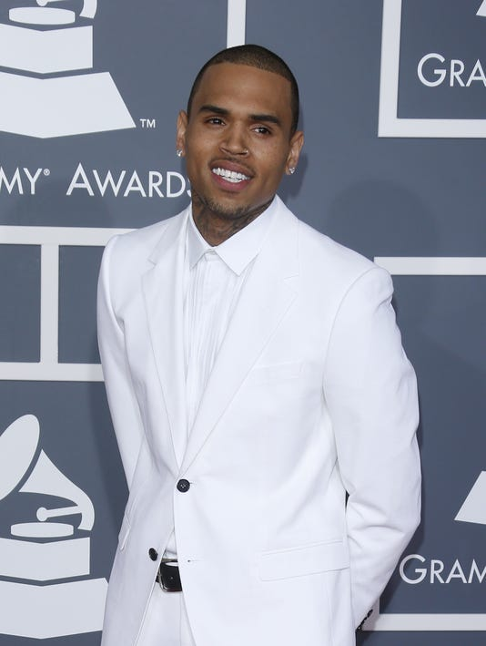 Chris Brown On Car Wreck It S All Good