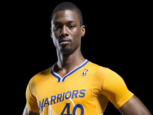 Adidas Unveils Short Sleeve Jersey For Warriors