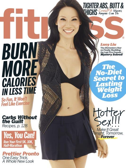 Fitness Lucy Liu