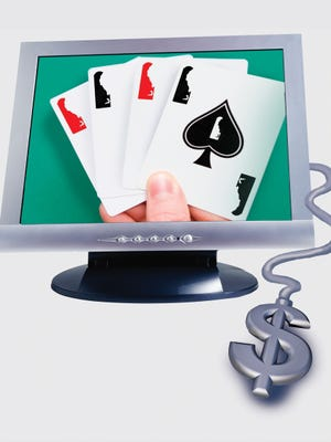 New Jersey and Nevada are expected to slug it out to become top dog in the fledgling online betting market in the U.S. Delaware could have its online betting operation Sept.