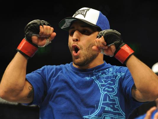 Mendes pulled from UFC 157, gets Guida at UFC on Fox 7