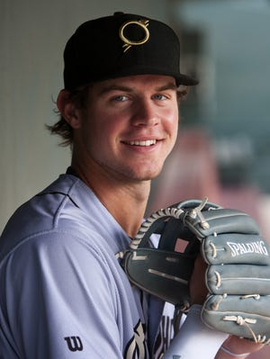 Wil Meyers was USA TODAY Sports' minor league player of the year in 2012.