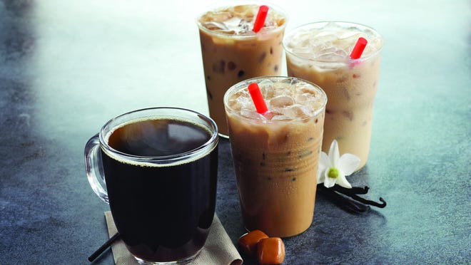 Burger King is adding new coffee beverages, including a smoother Seattle's Best Coffee blend and several iced coffees.