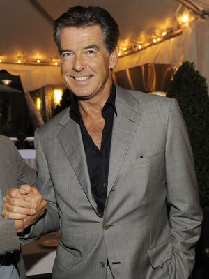 Pierce Brosnan will star in the film adaptation of 'The Ghosts of Belfast.'