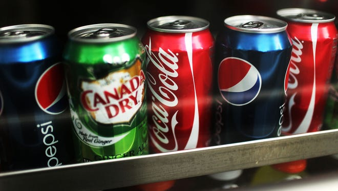 Sodas have unsafe levels of added sugars, the Center for Science in the Public Interest says.