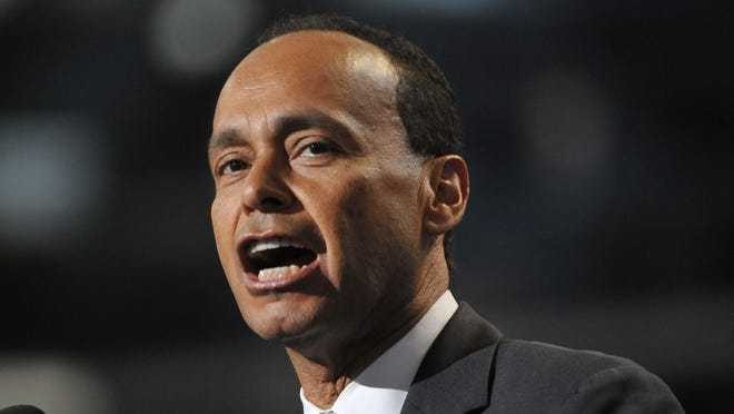 Rep. Luis Gutierrez, D-Ill., said the election showed that people are ready too help those who have been living in the country illegally, not deport them.