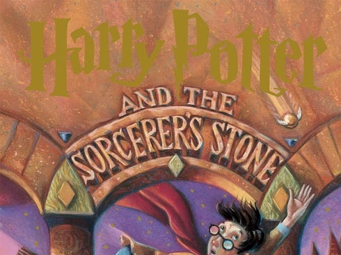 ... Harry Potter and H...