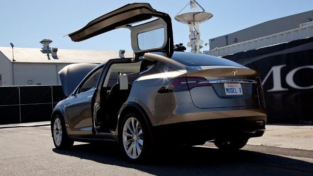Tesla Motors, an electric-vehicle maker based in California, is working on the Model X, an electric SUV. It already sells an electric sedan