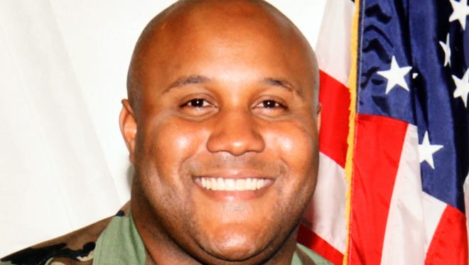 Former Los Angeles police officer Christopher Dorner killed himself Feb. 12 during a siege by police at Big Bear Mountain Lake, Calif. He was suspected of killing four people, including two police officers.