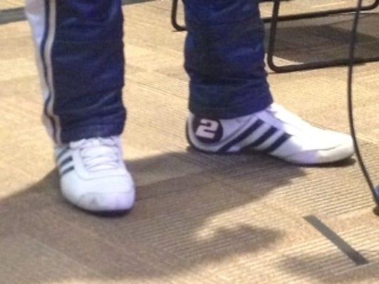 2-14-13-brad keselowski-shoes