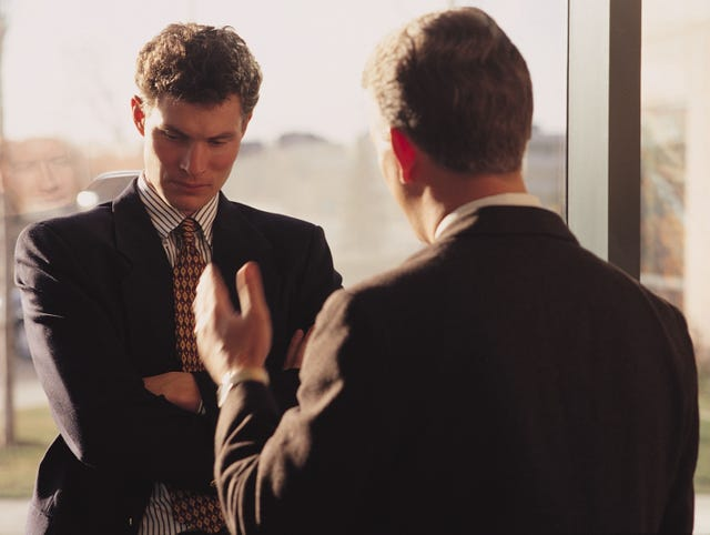 At Work: To succeed, learn to take criticism