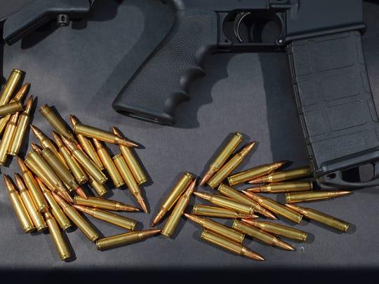 AR-15 ammo