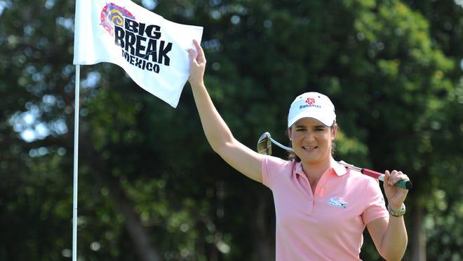 "Lorena Ochoa guest stars on ""Big Break Mexico."""