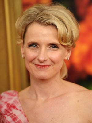 Don't give up writing, Elizabeth Gilbert says.