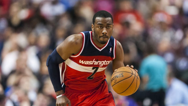 Washington Wizards guard John Wall has made his team better since returning.