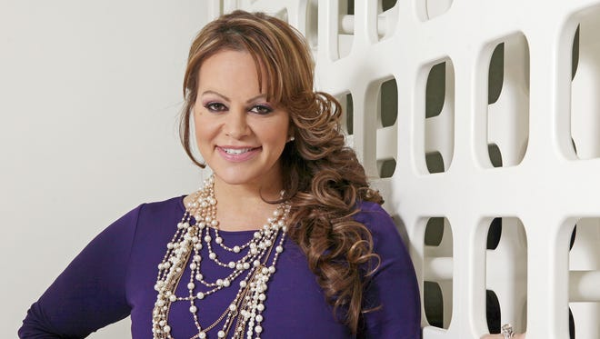 Jenni Rivera, shown in this March 8, 2012, file photo,  died in a plane crash last year.