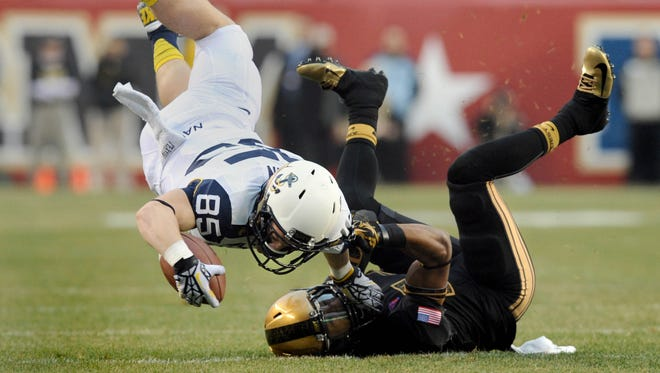 Army hopes to get over the hump after another tough loss to Navy handed them a 2-10 2012 season.