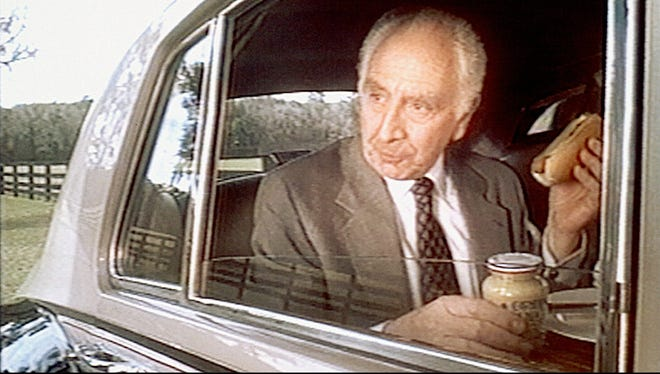 Photo from a 1995 Grey Poupon ad.