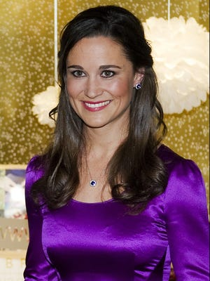 Pippa Middleton, sister to Catherine Duchess of Cambridge, has a new boyfriend.