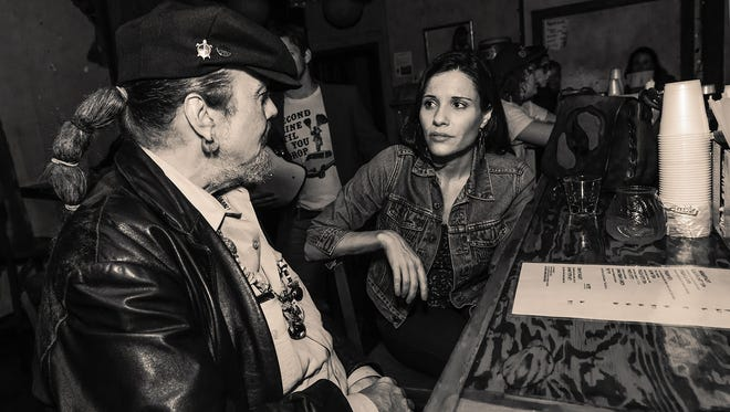 """New Orleans keyboard Dr. John (left) and singer-songwriter Shannon McNally cover Bobby Charles' """"I Must Be in a Good Place Now"""" on McNally's next album."""