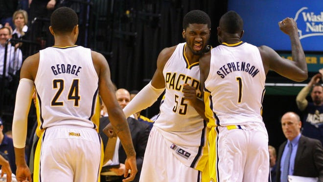 Indiana Pacers say they'll welcome back injured player Danny Granger, even though they've played well without him.