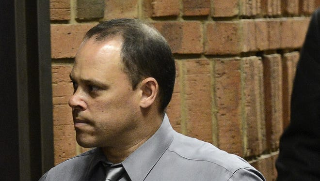 South African detective Hilton Botha is scheduled to appear in court in May on seven charges of attempted murder.