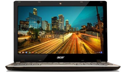Acer's version of the Google Chromebook.