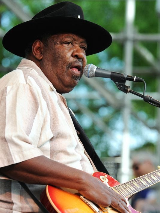 Magic Slim: Don't Waste My Time