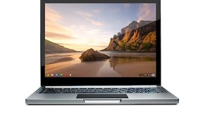 Google's new Chromebook Pixel.