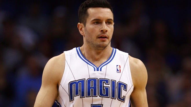 Orlando Magic shooting guard J.J. Redick has been traded.