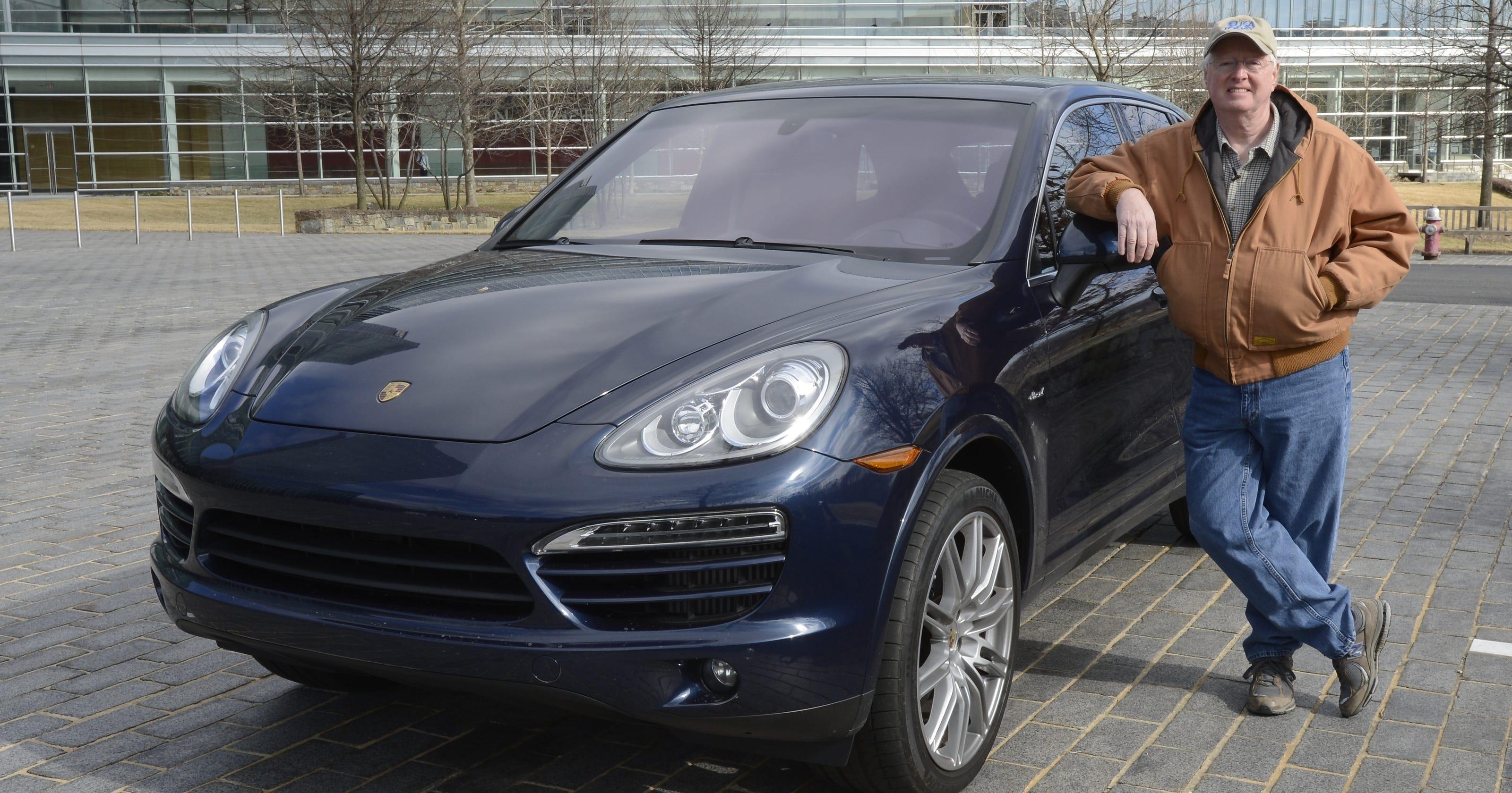 Test Drive: Porsche Cayenne diesel stands out