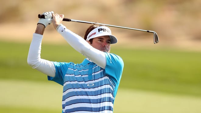 Bubba Watson defeated Jim Furyk on Friday in the second round of the World Golf Championships-Accenture Match Play Championship.