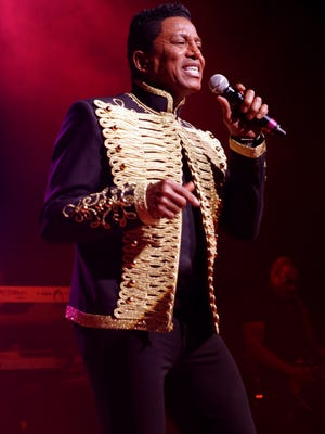 Jermaine Jackson performs as a Jackson last June in Indiana.