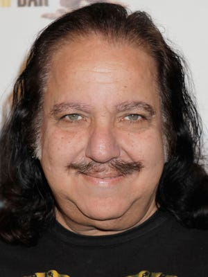 Ron Jeremy back in December, pre-surgery.