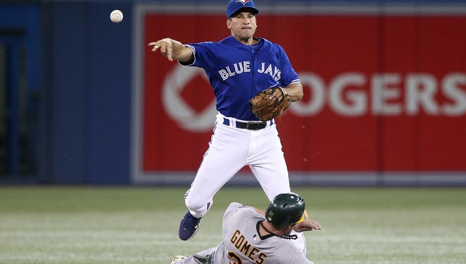 The last team Omar Vizquel played for was the Toronto Blue Jays. Vizquel now works as a roving minor league infield instructor for the Angels.