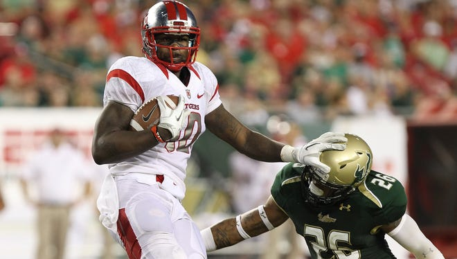 The scouting combine injury to Rutgers tight end D.C. Jefferson could  hurt his draft stock.