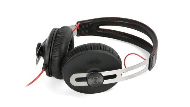 The Sennheiser Momentum Black Edition headphones