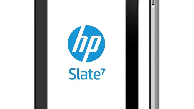 The HP Slate 7 is Android tablet.