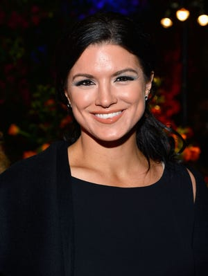 Gina Carano has been appearing on red carpets more than MMA rings in recent years.