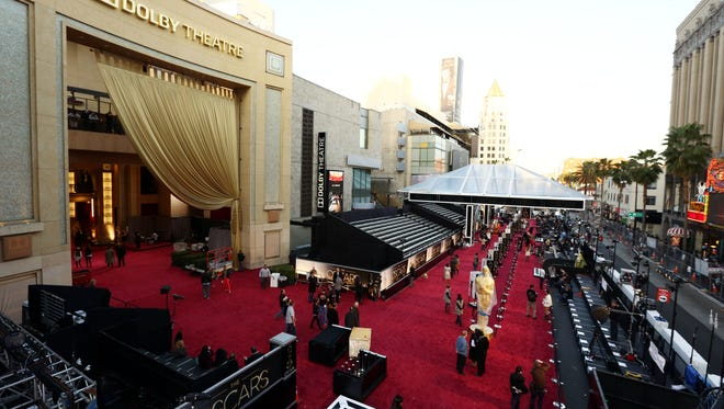Find out what happened behind the curtain at the 85th Academy Awards with Bryan Alexander's backstage dispatch.