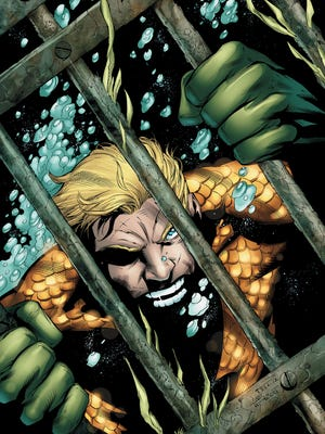 Arthur Curry finds himself on the throne of Atlantis in 'Aquaman' No. 17, but is that a good thing?