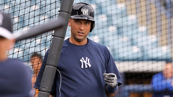 Derek Jeter hopes to make his Grapefruit League debut on or about March 10 in