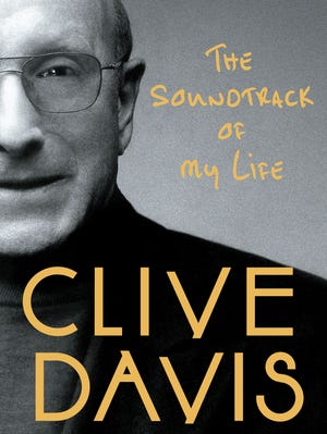 'The Soundtrack of My Life' by Clive Davis. The music exec shares his five favorite music books.