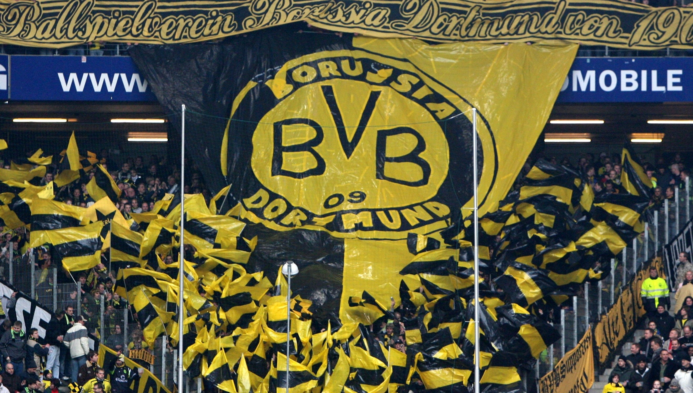 Borussia Dortmund Deals With Surge In Neo Nazi Fan Violence