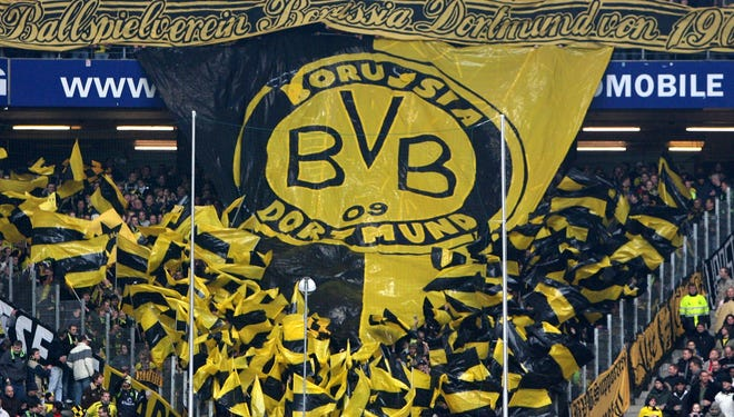 Two social workers employed to diffuse right-wing problems by Borussia Dortmund found themselves attacked by neo-Nazis at a Champions League game. Jens Volke was accosted and struck in the face after approaching three neo-Nazis who were chanting far-right slogans.