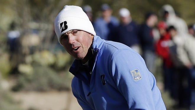 Matt Kuchar Sunday won NBC's Match Play Championship golf tournament.